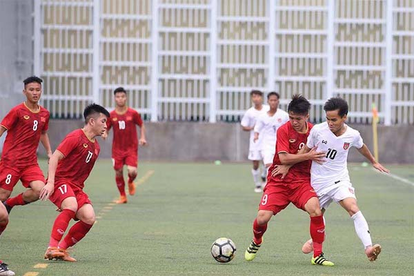 Lịch thi đấu bóng đá U18 Đông Nam Á 2019 hôm nay 7/8: Việt Nam vs Malaysia