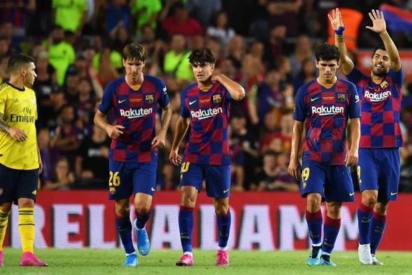 Nhận định bóng đá Napoli vs Barcelona, 6h ngày 8/8 (Giao hữu)
