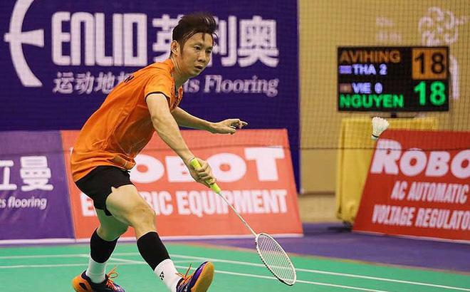 Lịch thi đấu cầu lông vô địch thế giới 2019: Phạm Cao Cường đấu Kento Momota, Tiến Minh đụng độ Lin Dan