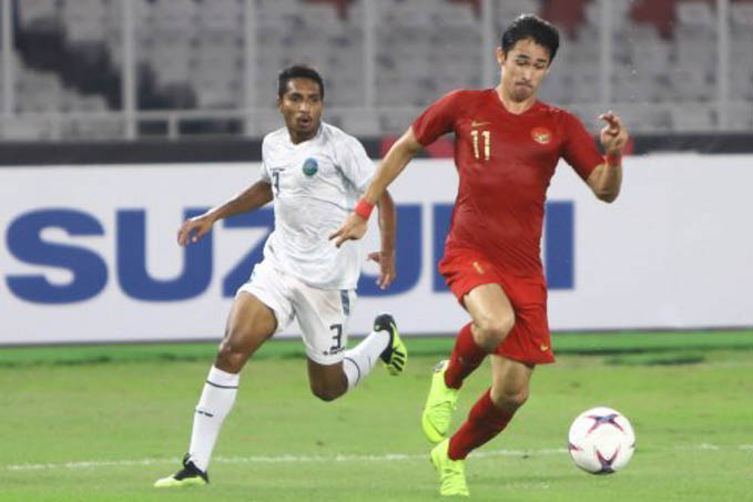 Trực tiếp U18 Indonesia vs U18 Timor Leste kênh nào?