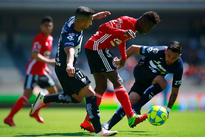Link xem trực tiếp Club Tijuana vs Pumas UNAM, 9h06 ngày 10/8