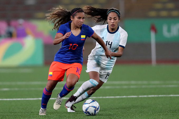 Link xem trực tiếp nữ Argentina vs nữ Colombia, 8h30 ngày 11/8