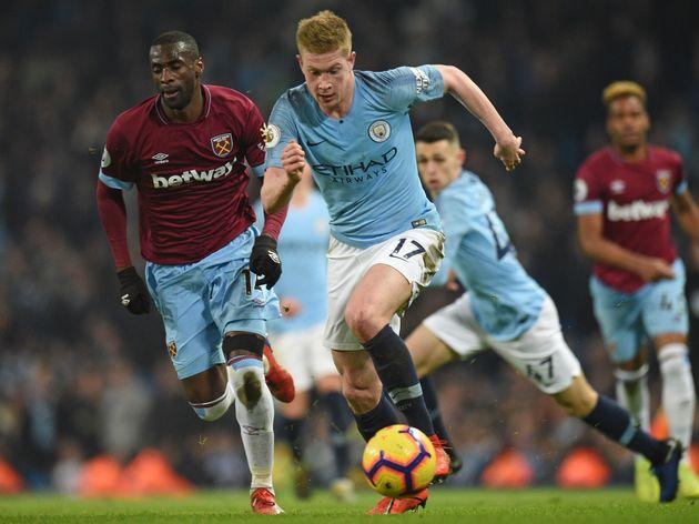 Nhận định West Ham vs Man City, 18h30 ngày 10/8 (Ngoại hạng Anh)