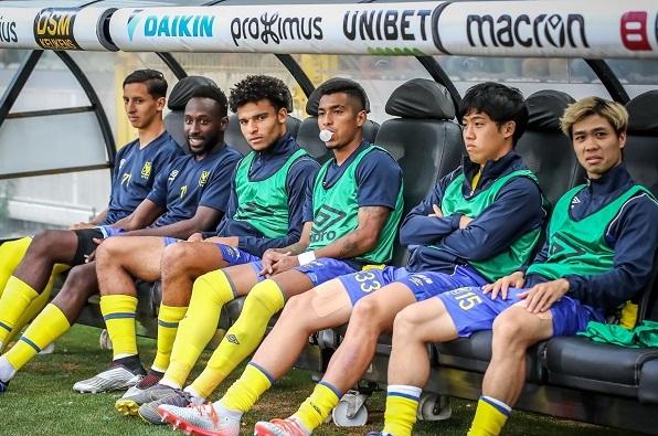 Công Phượng nhận tin cực buồn trước trận Sint-Truidense vs Standard Liege