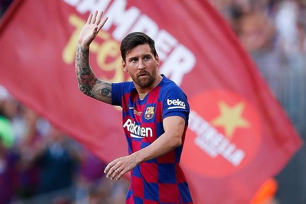 Messi vắng mặt trận khai mạc La Liga 2019/20
