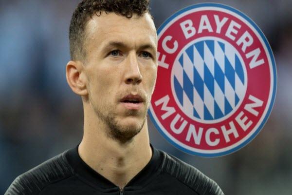 Ivan Perisic vượt qua kiểm tra y tế tại Bayern Munich