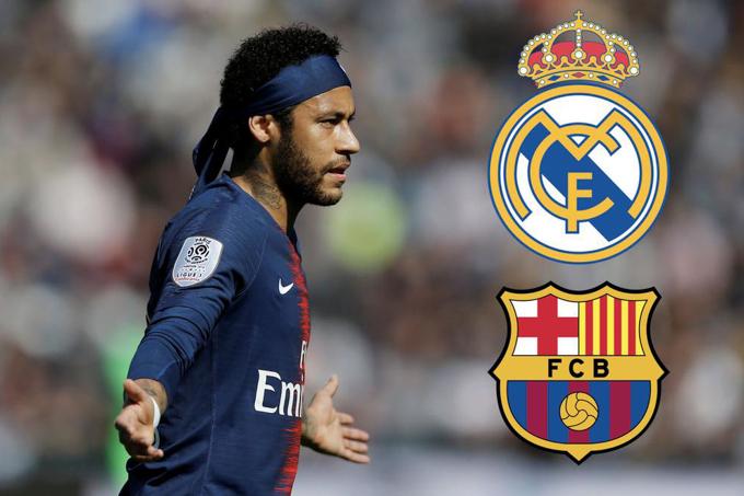 Thương vụ Neymar: Barca và Real muốn nổ bom tấn, PSG 'ngư ông đắc lợi'