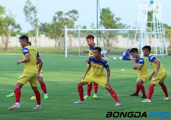 Trực tiếp U22 Việt Nam 0-0 Kitchee (H1): Bài test quan trọng