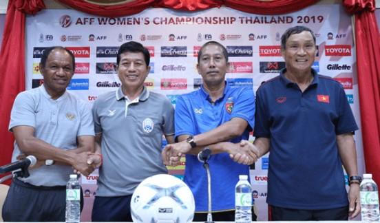 Xem trực tiếp AFF Cup nữ 2019 ở đâu?
