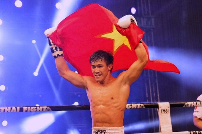 Nguyễn Trần Duy Nhất so tài ở ONE Championship tổ chức tại Việt Nam