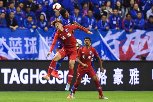 Nhận định Tianjin Tianhai vs Shanghai Shenhua: Vật lộn với cuộc chiến trụ hạng