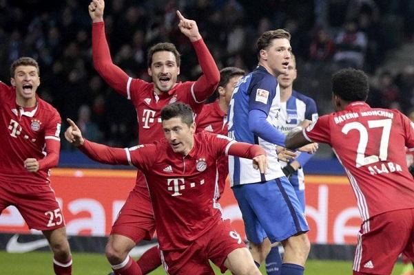 Nhận định Bayern Munich vs Hertha Berlin: Khẳng định đẳng cấp nhà vô địch