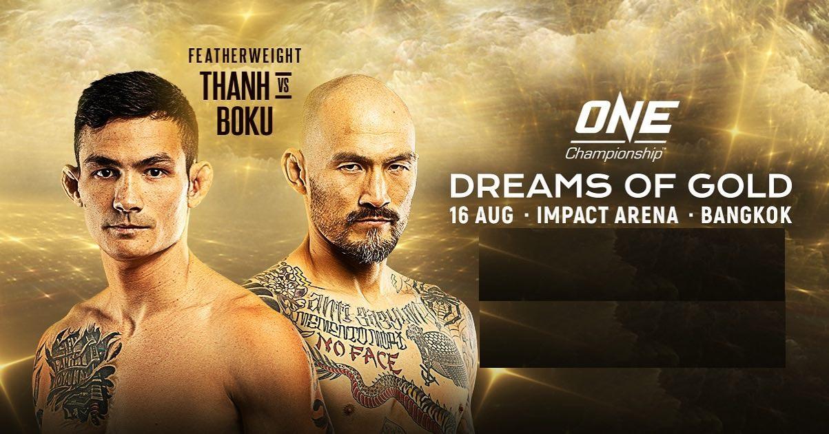 Trực tiếp ONE Championship 2019 hôm nay: Thanh Lê vs Kotetsu Boku