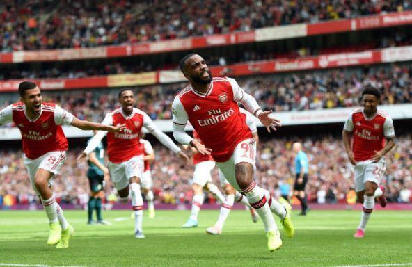 Trực tiếp Arsenal 1-0 Burnley (H1): Lacazette mở tỷ số