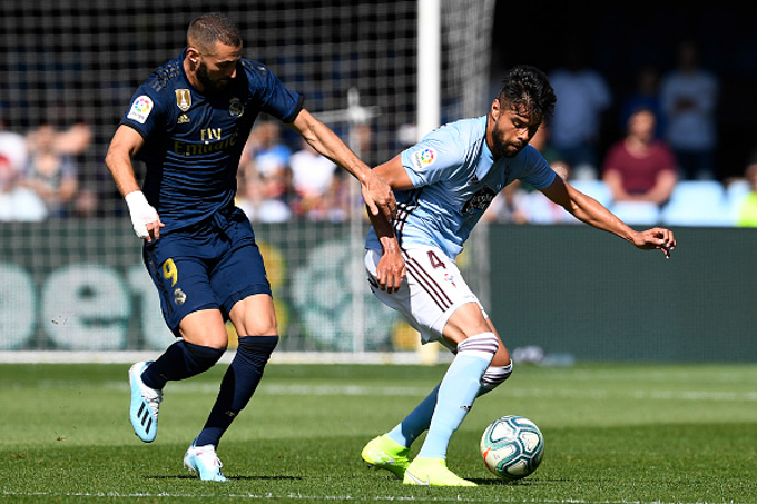 Trực tiếp Celta Vigo 0-1 Real Madrid (H2): Luka Modric bị đuổi khỏi sân