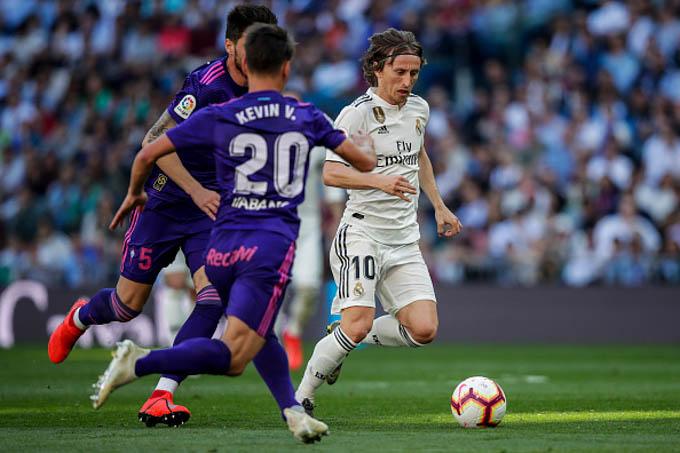 Trực tiếp Celta Vigo 0-0 Real Madrid (H1): Trận đấu bắt đầu