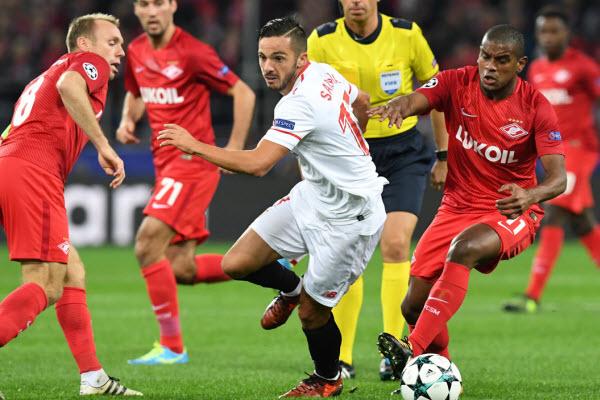 Nhận định Spartak Moscow vs CSKA Moscow: Khách hưởng lợi