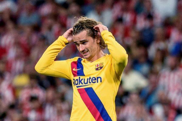 Griezmann không thể sở hữu áo số 7 vì lý do bất ngờ