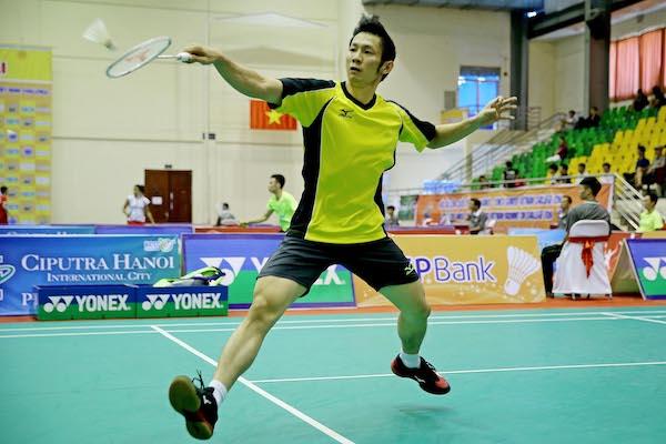 Lịch thi đấu cầu lông hôm nay 19/8: Tiến Minh vs Lin Dan