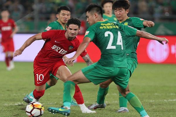 Nhận định Shanghai SIPG vs Shandong Luneng: Vé đi tiếp cho chủ nhà