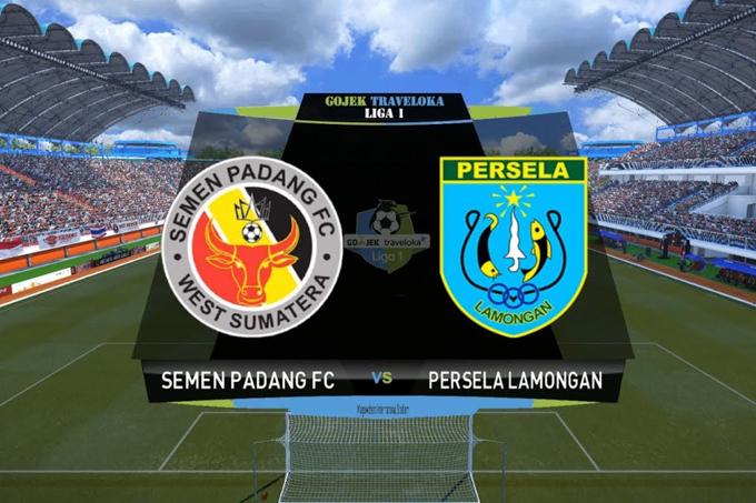 Trực tiếp Semen Padang vs Persela: Chạy trốn tử thần