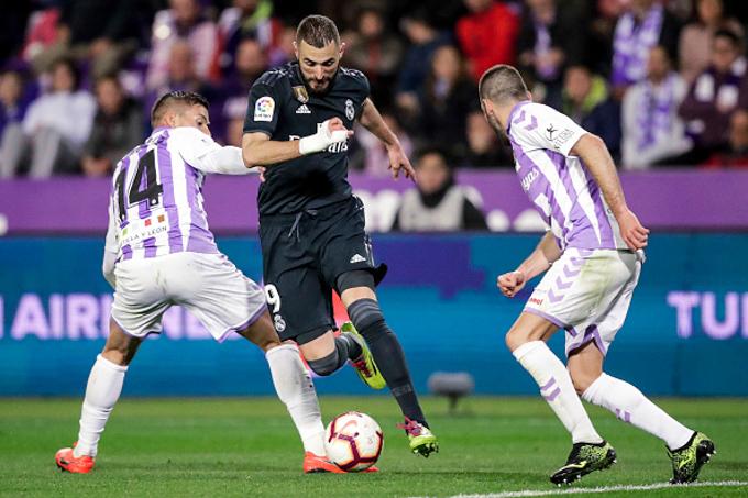 Dự đoán tỷ số vòng 2 VĐQG Tây Ban Nha: Real Madrid vs Valladolid