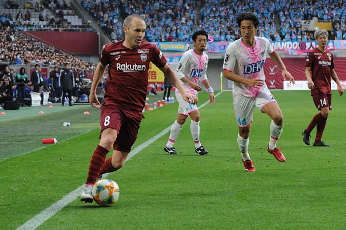 Nhận định Sagan Tosu vs Vissel Kobe, 17h30 ngày 23/8