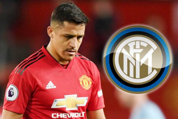 Sanchez chưa thể đến Inter vì MU yêu cầu thêm tiền