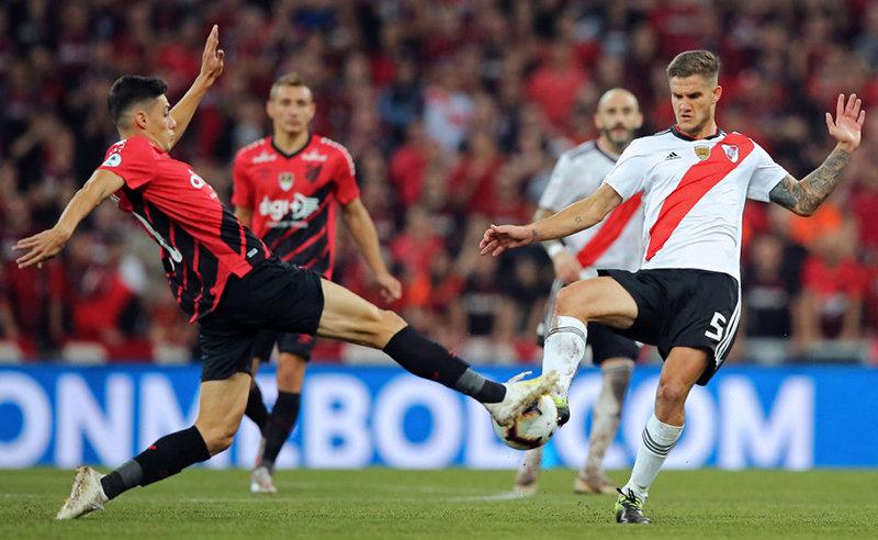 River Plate 2-0 Cerro Porteño: Lợi thế lớn cho chủ nhà