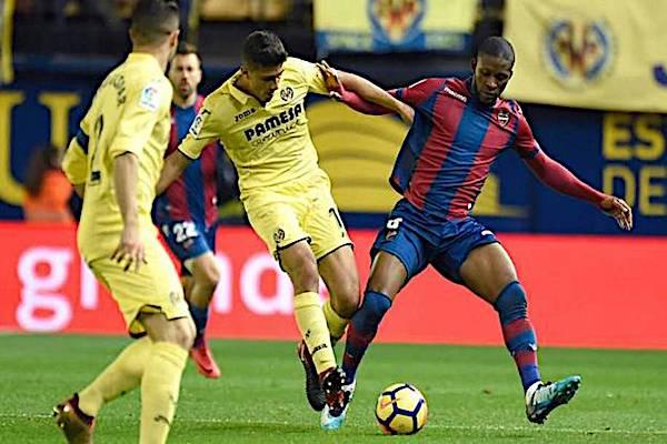 Trực tiếp  Levante vs Villarreal: Khánh cao hơn chủ