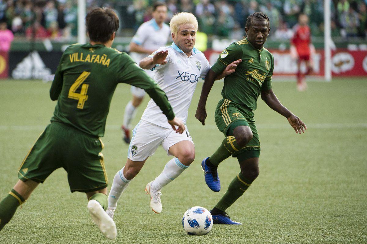 Trực tiếp Portland Timbers vs Seattle Sounders: Chủ nhà cần cẩn trọng