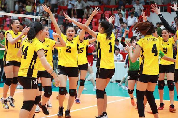 Lịch thi đấu bóng chuyền Cúp THVL 2019: Chờ VTV Bình Điền Long An lên ngôi
