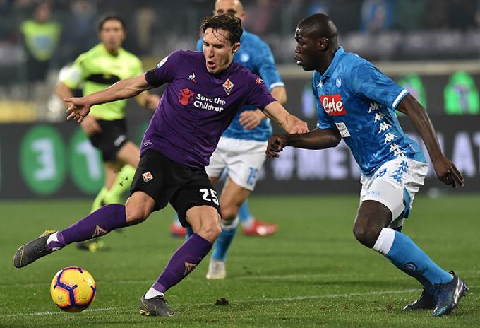 Nhận định Fiorentina vs Napoli: Đại chiến mở màn