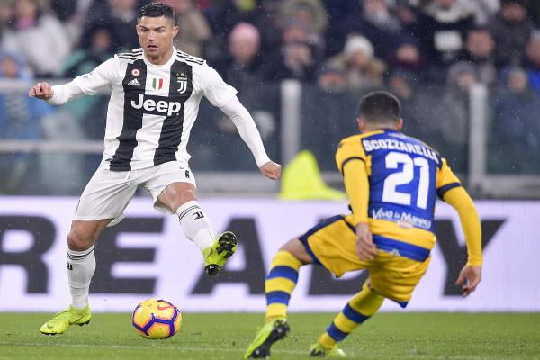 Trực tiếp Parma vs Juventus: Khởi đầu chật vật