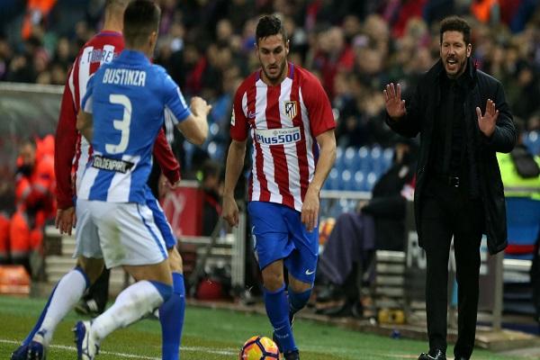 Nhận định Leganés vs Atlético Madrid: Hạ chủ nhà, chiếm ngôi đầu bảng