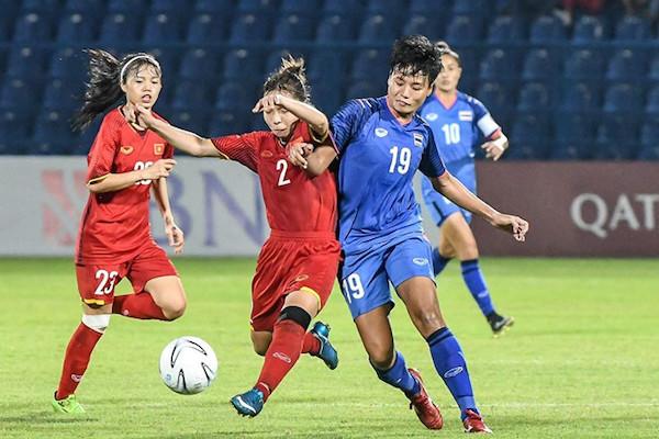 Nữ Việt Nam 2-1 nữ Philippines: Đấu Thái Lan ở chung kết