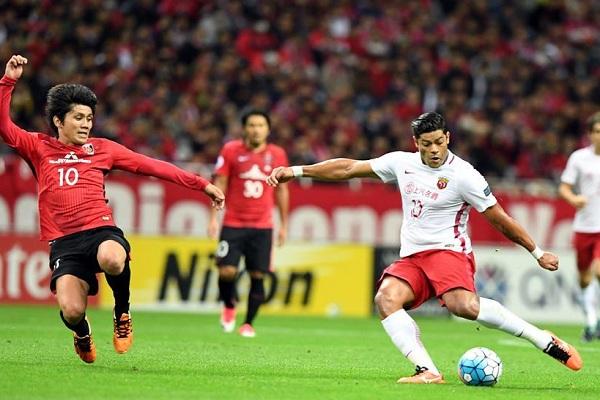 Nhận định Shanghai SIPG vs Urawa Red Diamonds:  Khách ra về tay trắng