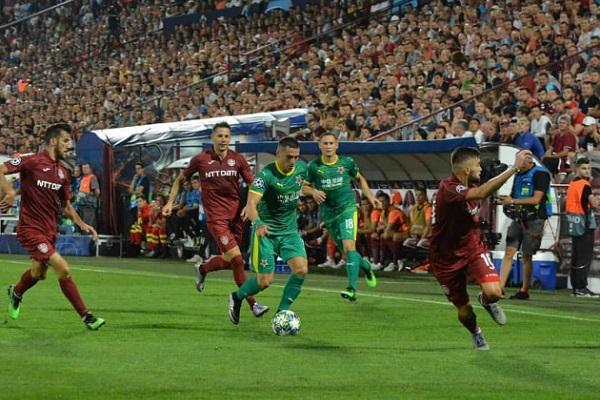 Nhận định Slavia Praha vs CFR Cluj: Quá khó cho đội khách