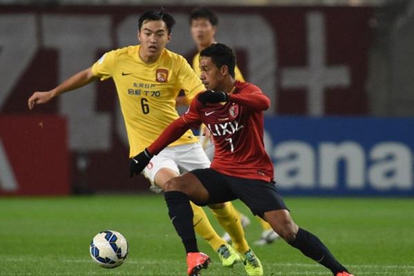 Trực tiếp Guangzhou Evergrande vs Kashima Antlers: Khó vượt ải ĐKVĐ