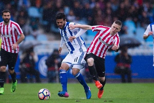 Nhận định Athletic Bilbao vs Real Sociedad: Khó phân thắng bại