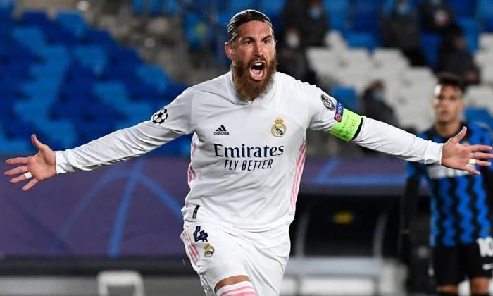 Sergio Ramos không tham dự trận Shakhtar Donetsk vs Real Madrid