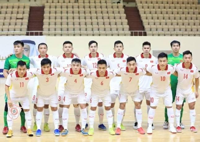 Đội tuyển futsal Việt Nam lần thứ 2 tham dự VCK World Cup
