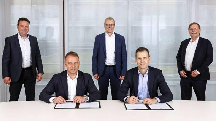 Hansi Flick trở thành HLV của ĐT Đức trước thềm Euro 2020