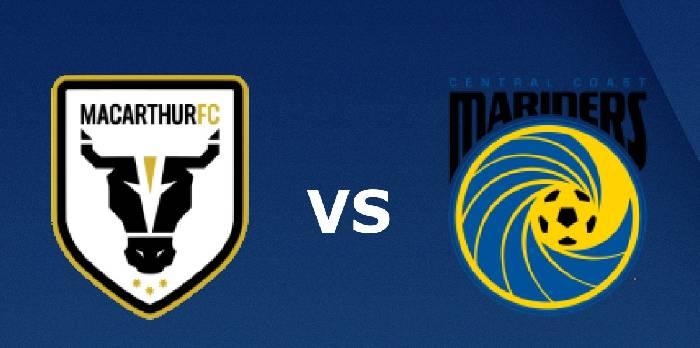 Trực tiếp Macarthur FC vs Central Coast,16h05 ngày 27/5