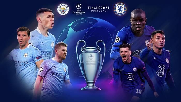 Nhận định bóng đá chung kết cúp C1 2020/21 Man city vs Chelsea
