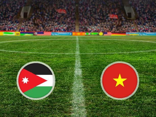 Xem trực tiếp Việt Nam vs Jordan hôm nay trên kênh nào?