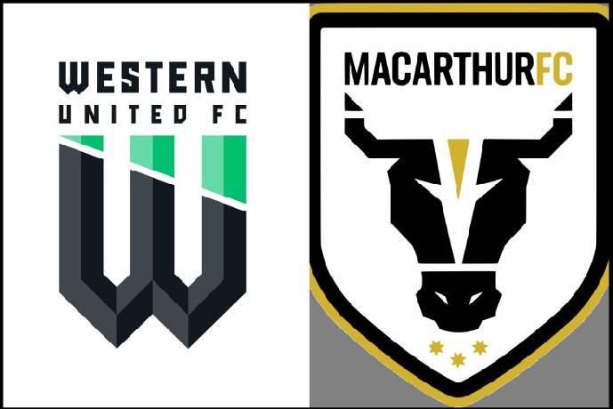 Xem trực tiếp bóng đá Úc: Western United vs Macarthur