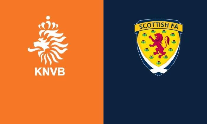 Link xem trực tiếp Hà Lan vs Scotland hôm nay trên kênh nào?