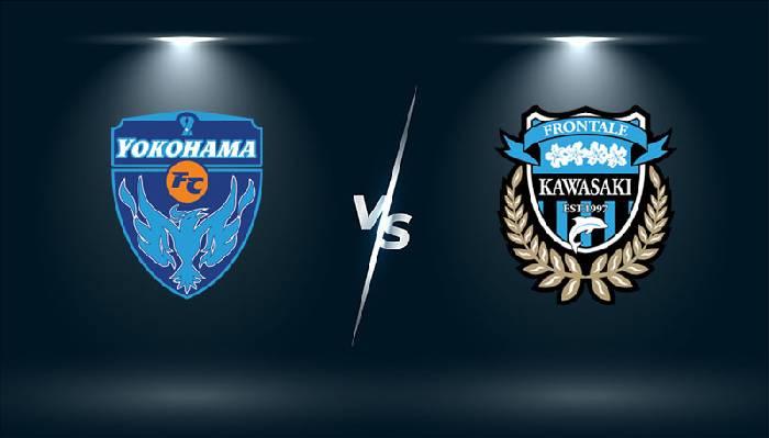 Xem trực tiếp Yokohama FC vs Kawasaki Frontale, 17h ngày 02/06
