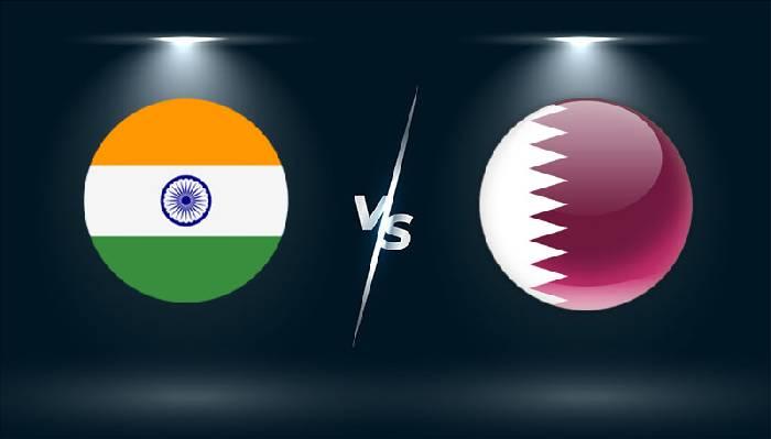 Xem trực tiếp Ấn Độ vs Qatar hôm nay trên kênh nào?